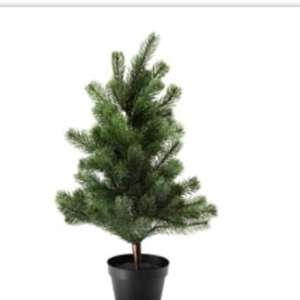 Ikea potted Christmas tree (artificial) 89p instore @ Ikea