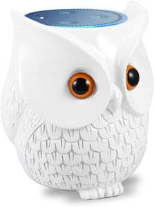 Owl echo dot holder plus free macro lense Sold by Luenery and Fulfilled by Amazon for £9.93 Prime (£13.92 non Prime)