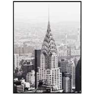 Brooklyn Bridge / Empire State / Chrysler /  Building Picture Frame at B&M for £3.99