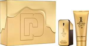 Paco Rabanne 1 Million Eau de Toilette 50ml Gift Set £31.33 @ Boots