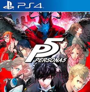 PERSONA PS4 discount offer