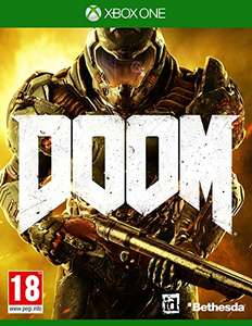 Doom [XBox] £8.40 @ Amazon (Sold & Dispatched by Go2Games)
