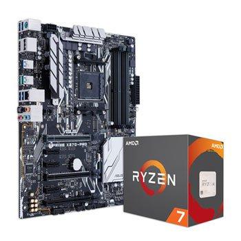 AMD Ryzen™ 7 1700X CPU + ASUS PRIME X370-PRO Motherboard Bundle + free Quake Champions £305.47 @ Scan
