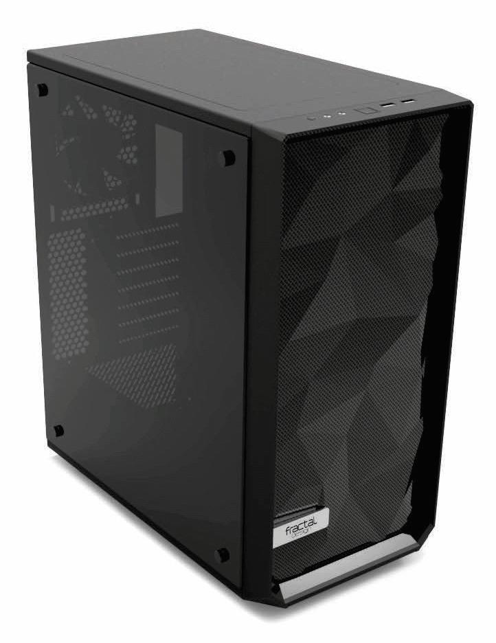 Fractal Design Meshify C Black Midi Tower Case £76.19 Del @ CCL Computers / Ebay