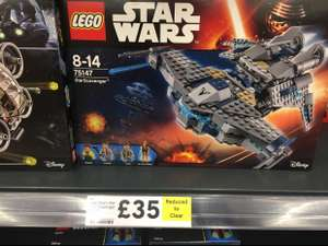 LEGO Star Scavenger Reduced to clear - retired set! £35 instore @ Tesco (Kingston Park Newcastle)