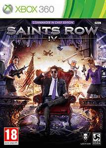 Saints Row IV (X360/XO) £1.49 Delivered (Pre Owned) @ GAME (Backwards Compatible)