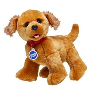 25% off Promise Pets bear @ Build a bear Flash sale online today only