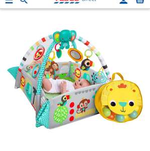 Bright Starts 5 in 1 Activity Play Gym & Ball Pit £53.30 C+C @ Tesco Direct