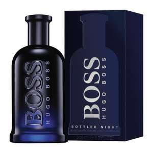 Boss Bottled Night Eau De Toilette 200ml £39.50 @ Feel Unique
