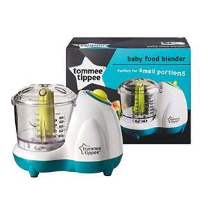 Tommee Tippee Baby Food Blender - £10 (Prime) £14.75 (Non Prime) @ Amazon