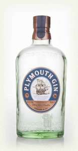 Super Sunday Brekkie....start the day proper with a Plymouth Gin or 2 - £20 instore @ Co-Op