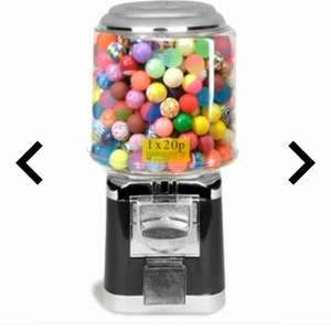 Classic Sweet Vending Machine - Teach Kids value of money! (And make a profit) - £84.98 Delivered @ DrinkStuff