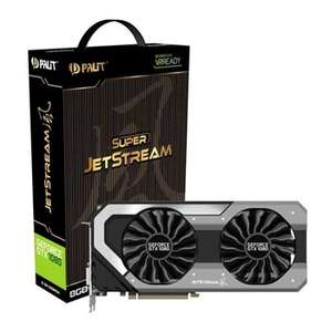 Palit Geforce GTX 1080 Super Jetstream £499.25 @ Box.co.uk