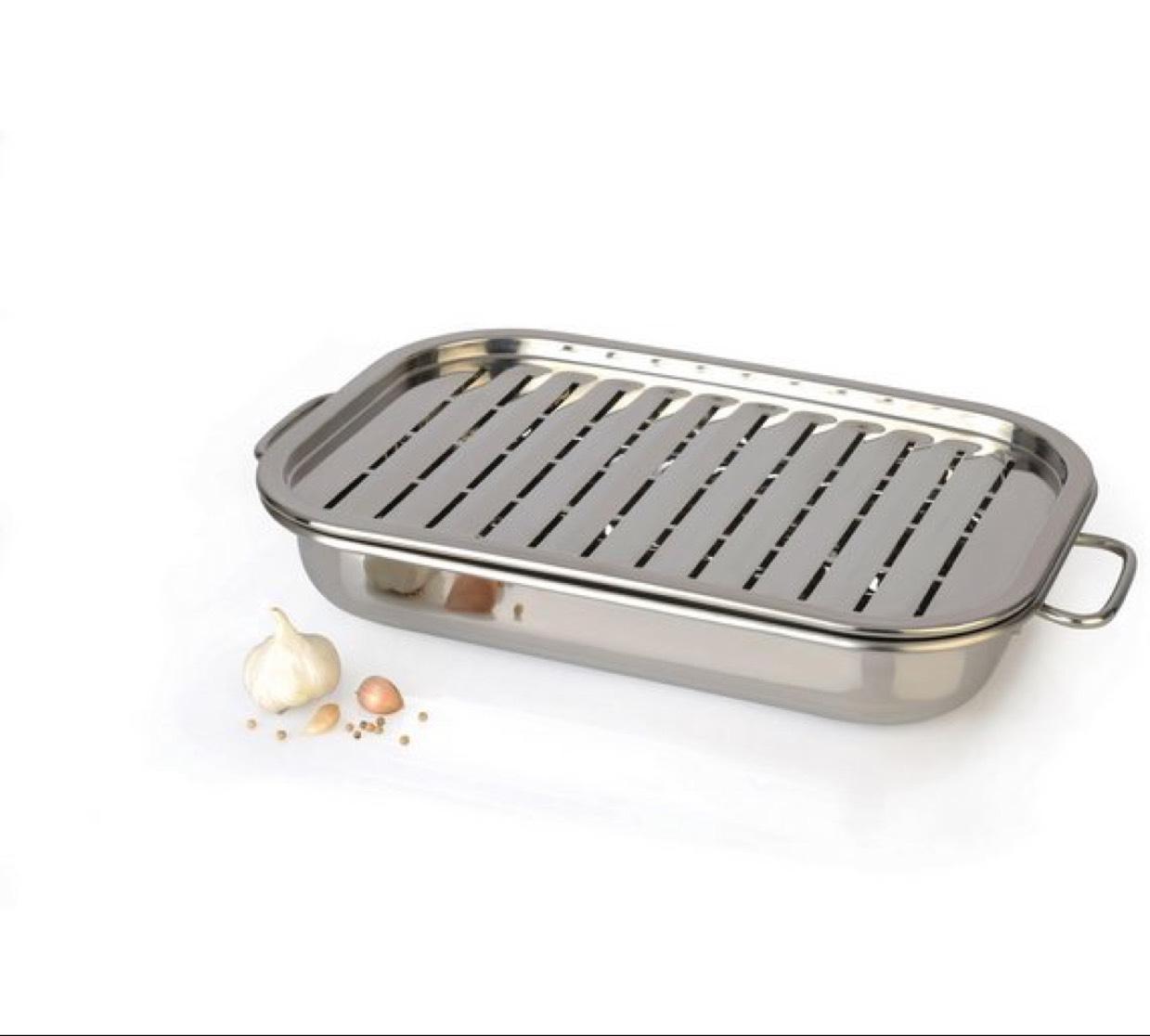 Bergoff studio 40cm roasting tin £15 @ Argos