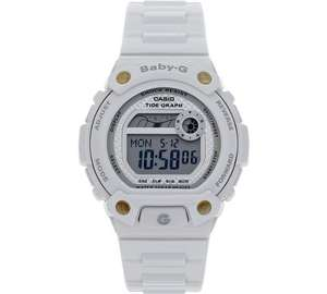 Baby G watch - reduced to £25.99 in Argos