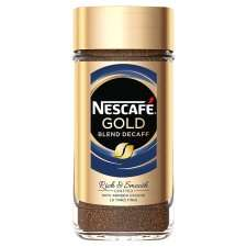X6 200g gold blend decaff coffee £12.99 prime £17.74 non prime at amazon