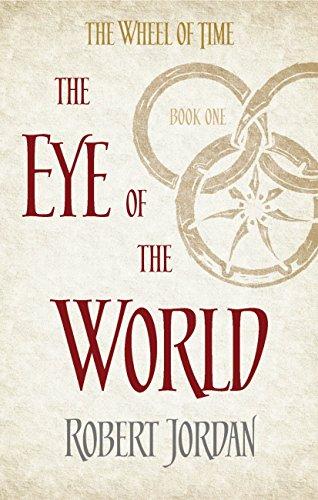 The Eye of the World (Wheel of Time #1) by Robert Jordan 99p on Kindle @ Amazon