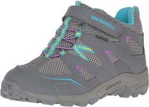 Merrell Girls Hilltop Walking Boots (Waterproof) £18 Prime / £22.75 Non Prime @ Amazon