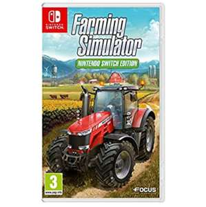 Farming Simulator Nintendo Switch £24.99 @ Smyths