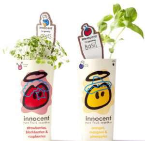 FREE Innocent Seed Packets.