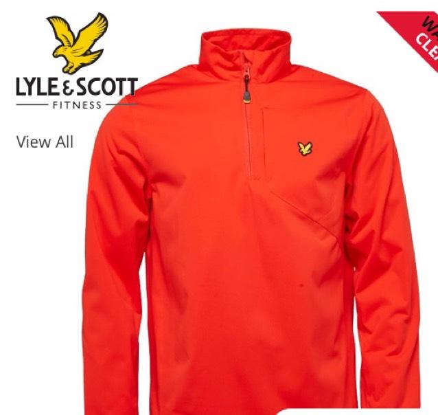 Men's LYLE & SCOTT jacket. £26.99 @ M and M Direct