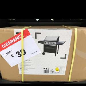 4 burner BBQ £30 @ B&Q in store only