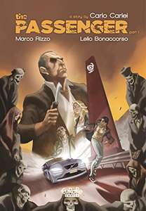 The Passenger graphic novel - free pre-order for Kindle