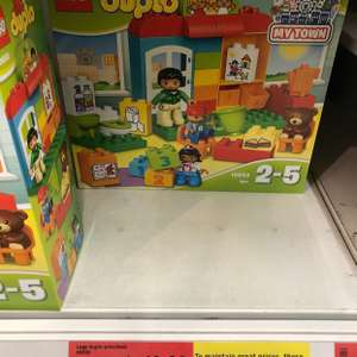Lego duplo pre school £10.66 @ Sainsbury's instore