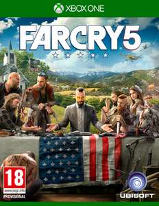 Far Cry 5 Pre-order £39.85 @ Shopto (Xbox One & PS4)
