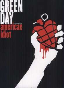 American Idiot - Green Day £9.99 Prime / £12.98 Non Prime Vinyl LP on Amazon