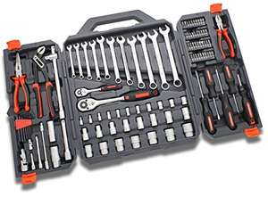 Crescent 110 piece tool kit. £30 Homebase in-store.