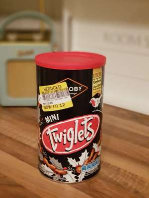Christmas Twiglets down to 12p - Tesco instore