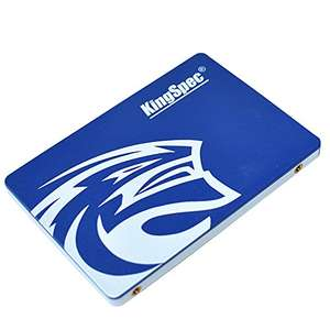 "60GB SSD KingSpec 60GB 64GB 2.5"" SATA III Internal Solid State Drive £23.59 @ Amazon"