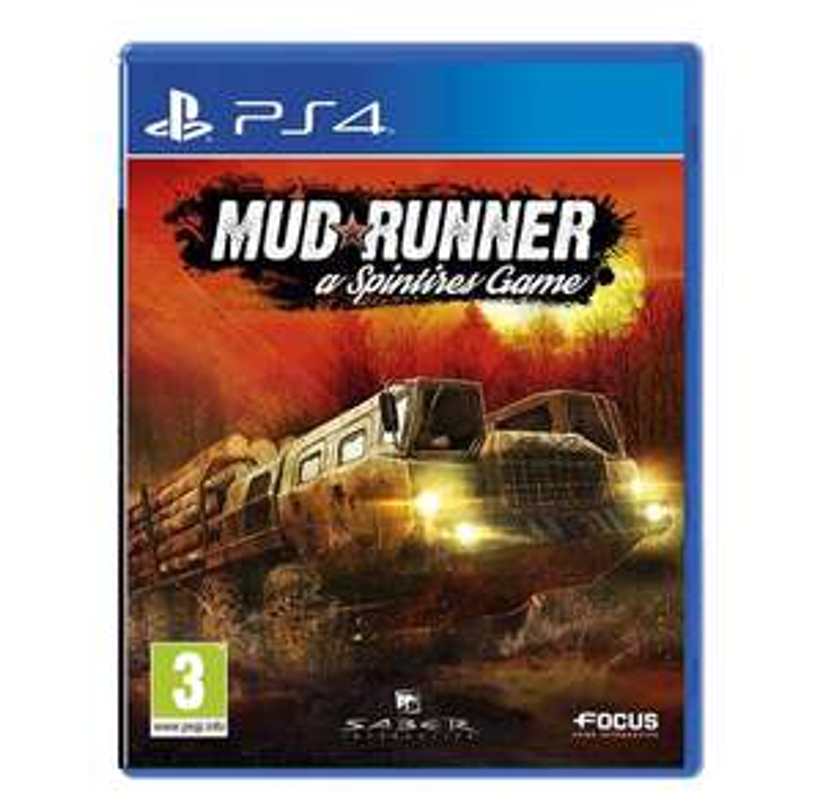 Spintyres mudrunner - £24.49 @ PSN