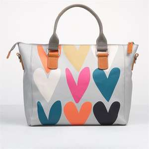 Caroline Gardner Elgin Hearts Handbag Was £95.00 Originally Now £28.50 £4.50 Delivery or free over £40