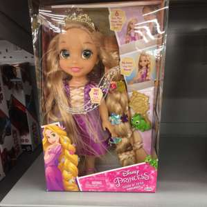 Rapunzel glow and style reduce to clear Tesco instore (Broughton Park) - £16