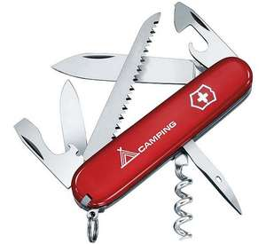 Victorinox Camper Swiss Army Knife - £12.50 @ Tesco (C&C)