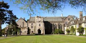 14th Century Manor Stay (Dartington Hall, Devon 4*)  with Full English Breakfast, Free WiFi only £59 per couple @ Travelzoo