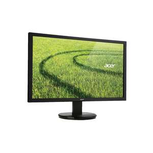 "Refurbed Acer K202HQLAB 19.5"" HD Wide (16:9) Monitor - £58.94 @ Bargain Crazy"