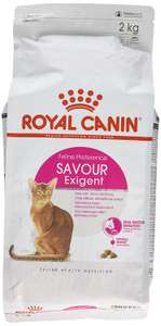 Royal Canin Cat Food Exigent Savour Sensation Dry Mix 2 kg for Fussy cats - Usually expensive but only £12.99 delivered from Amazon (Prime Exclusive)