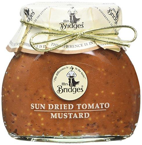 Mrs Bridges Sun Dried Tomato Mustard (Pack of 6) Amazon add on £3.70