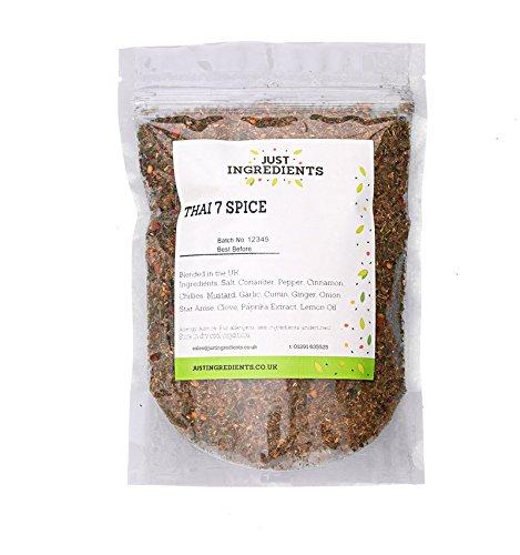 JustIngredients Premier Thai 7 Spice Tub 700 g £2.62 @ Amazon