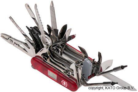 Victorinox - SwissChamp XAVT £306 @ Knivesandtools