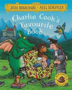 Charlie Cook's Favourite Book by Julia Donaldson only £2.09 on Amazon, free delivery with prime