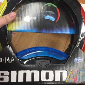 Simon air reduced to clear Tesco instore £10