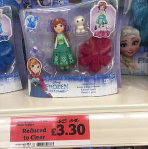 Disney little kingdom reduced to clear instore Sainsbury's £3.30