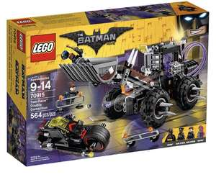 Lego Batman Two-Face Double Demolition £30 instore Tesco Borehamwood