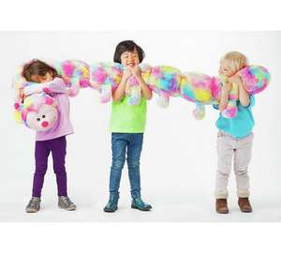 Chad Valley Soft toy caterpillar £18.99 Argos