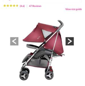 Silver Cross Reflex Stroller - £174.99 @ Very