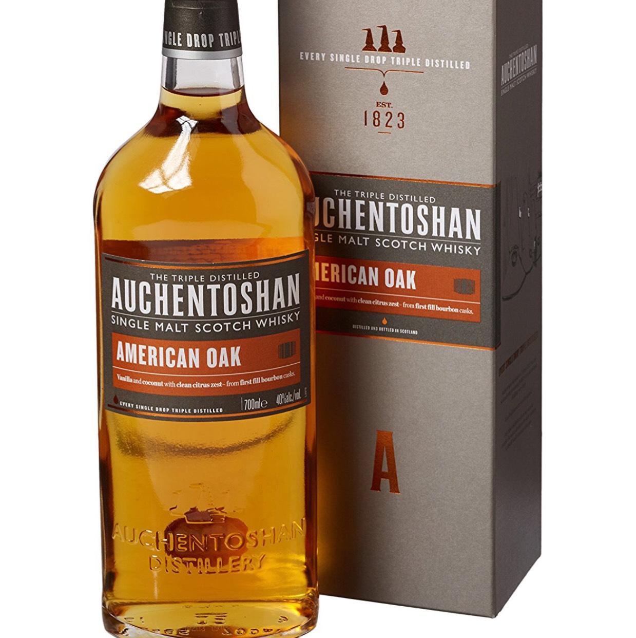 Auchentoshan American Oak Single Malt Scotch Whisky - £20 @ Amazon (Prime Exclusive)